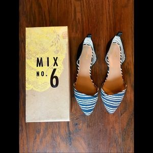MIX NO. 6 Pointed Flats
